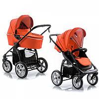 Детская универсальная коляска (2 в1) X-Lander X-Move'14 Orange купить оптом и в розницу в Украине 7 км