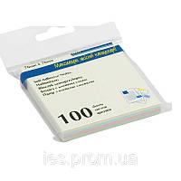 Блоки бумаги ДЕКОР 76х76/100л с клейким слоем, BM.2312-10