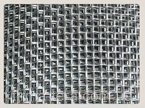 Сетка тканая нержавеющая 1.0 х 1.0 х 0.4 мм ст. 12Х18Н10Т, фото 3