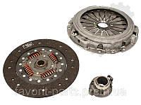 Сцепление Citroen Jumper, Fiat Ducato, Peugeot Boxer 2,8 HDI/JTD '02- (обратный выжим) - Luk 624316500