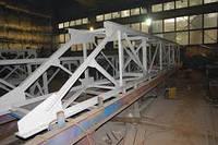 Изготовление и монтаж металлоконструкций любой сложности
