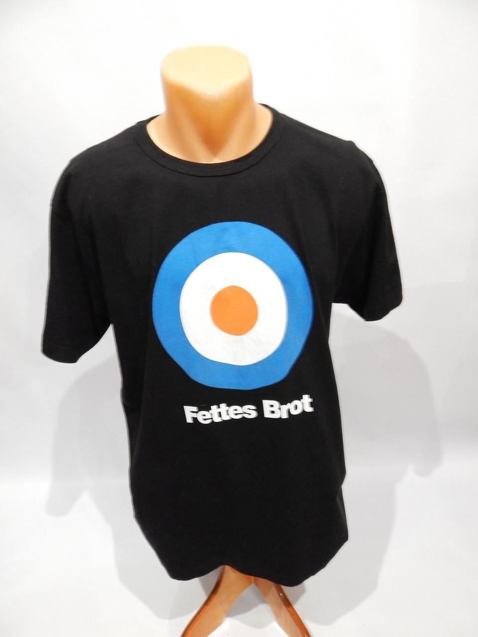 074Ф Мужская фирменная  футболка