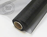 Органза черная 70см