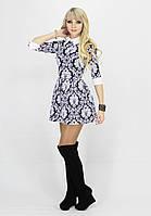 Платье коктейльное Вензель р 42,44,46