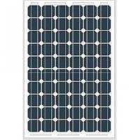 Монокристалическая солнечная панель (батарея) PERLIGHT PLM-50M 50 ВТ, 12В