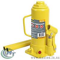 Домкрат гидравлический бутылочный 10 т, 230-460 мм