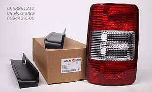 Фонарь задний левый VW Caddy 03- AUTOTECHTEILE (Германия) 394 5015