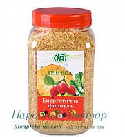 Зародыши пшеницы с шиповником и ананасом