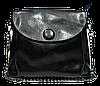 Неповторимая женская сумка из натуральной кожи черного цвета SHH-099755