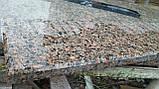 Коричневые подоконники из гранита, фото 6