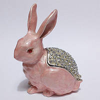 "Шкатулка со стразами ""Кролик"""