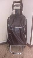 Хозяйственная сумка - тележка на металлических колесах, фото 1