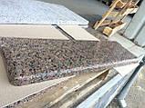 Коричневые подоконники из гранита, фото 2