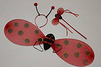 Новогодний костюм Пчелы Красный