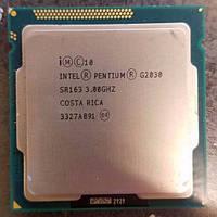 Intel Pentium G2030T Ivy Bridge (2600MHz, LGA1155, L3 3072Kb) б/у
