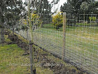 Забор из облегченной сетки ТМ Казачка