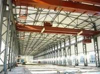 Строительство промышленных зданий - КАРКАСНАЯ технология