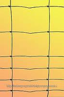 Сетка облегченная Казачка h=2 м, оцинкованная проволока Ø 2,0//2,5 мм. 17 рядов проволоки.