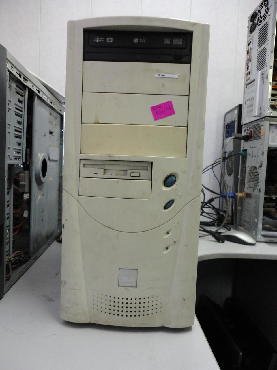 Настольный компьютер Intel Hazelton D865GVHZ/Intel Celeron D 325, 2,5G