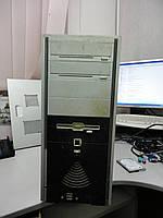 Настольный компьютер Asus P5GV-MX/Intel Celeron D 346 3GHz/160Gb/512Mb/Intel GMA 900/300W
