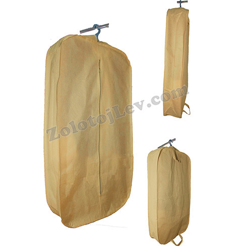 Чехол для шубы дышащий 120х60х20 со средством от моли