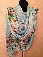 Очень широкий шарф 2790 (цв 9)