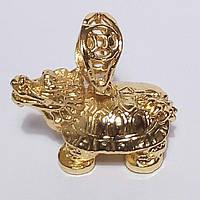 Драконовая черепаха из металла .