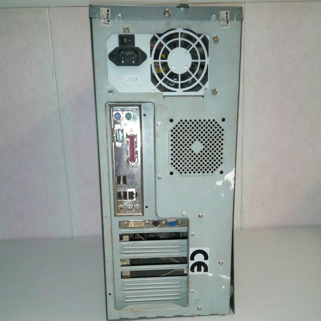 Настольный компьютер ECS N2U400-A/AMD Athlon 1500+ 1,3GHz 1500+/60Gb/