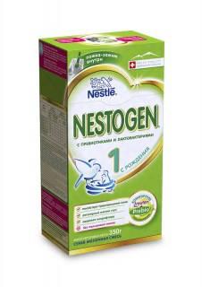 Смесь Nestle Nestogen 1 с рождения 350 гр.