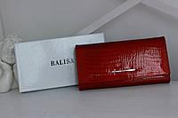 Темно - красный кошелечек