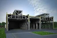 Строительство зданий, строительство сооружений, устройство навесов. Устройство фундаментов.Общестроительные ра