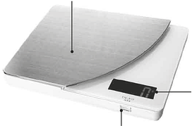 Весы кухонные Irotec GT-KSt-04