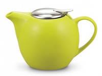9294 Fissman Заварювальний чайник 750 мл з ситечком, колір СВІТЛО-ЗЕЛЕНИ