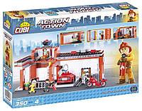 Конструктор COBI серия Action Town - Пожарная станция