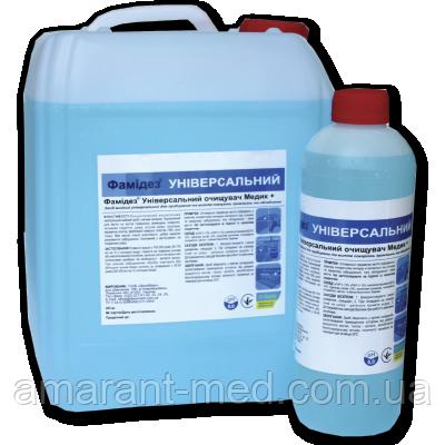Фамідез® Універсальний очищувач Медик+ 1,0 л