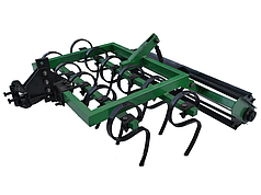 Культиватор пружинный сплошной обработки для мотоблока, мототрактора КН-1П