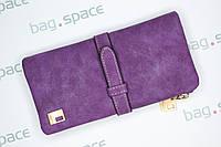 Кошелек женский Eve Bombay, фиолетовый