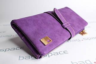 Кошелек женский Eve Bombay, фиолетовый, фото 3