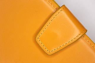 Кошелек-клатч женский Baellerry Business, желтый, фото 3
