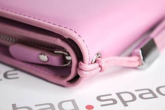 Кошелёк-клатч женский Baellerry Business, розовый, фото 3