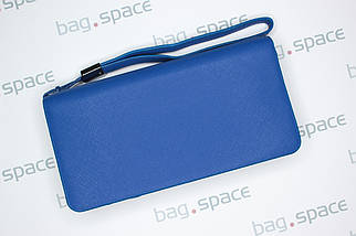 Кошелёк-клатч женский Baellerry Italia New, синий, фото 2