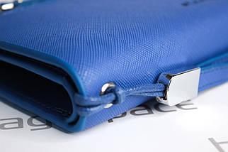 Кошелёк-клатч женский Baellerry Italia New, синий, фото 3