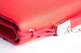 Кошелёк-клатч женский Baellerry Italia New, красный, фото 3