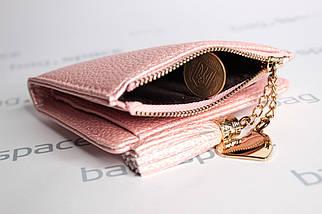 Кошелёк женский Eve Pearl, розовый, фото 3