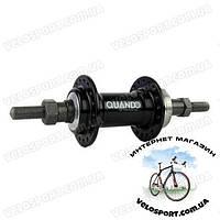Велосипедная втулка задняя QUANDO KT-A11R 36 сп., только V-br, крепление на гайках