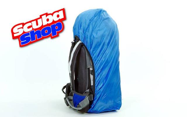Рюкзак туристический каркасный TREKKING COLOR LIFE 85 л, цвет синий