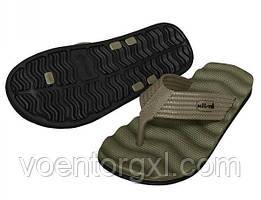 Вьетнамки Combat Sandals CB MIL-TEC в расцветке Olive. НОВЫЕ, Германия