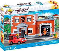 Конструктор COBI серия Action Town - Большая пожарная станция