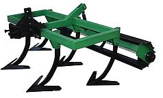 Культиватор для мотоблока, мототрактора сплошной обработки КН-1