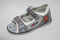 Летняя обувь оптом. Мальчиковые босоножки от фирмы Y.top H78-11 (8 пар 26-31)